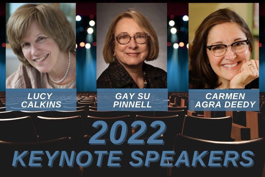 2022 Keynote Speaker Lineup